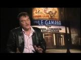 Бесславные ублюдки/Inglourious Basterds (2009) Интервью: Квентин Тарантино