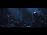 Вступительный ролик к StarCraft 2: Legacy of the Void
