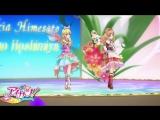 Aikatsu 2! Himesato Maria, Hoshimiya Ichigo - Aurora Princess [Episode 69]