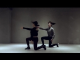 Lia Kim Choreography-la la latch-mirrored