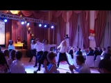 Выпускной 2015 (танцы официантов)