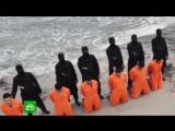 Боевики ИГИЛ опубликовали видео с казнью 21 египетского христианина