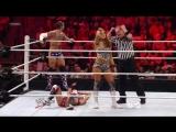 (WWEWM) WWE RAW 09.07.2012 - CM Punk &amp AJ vs. Daniel Bryan &amp Eve Torres