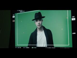 Backstage со съемок видео Егора Крида