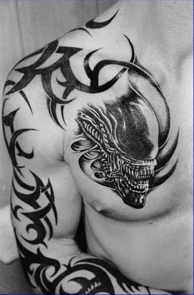 Узор для татуировки фото