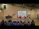 Русский танец кадриль. 2 класс концертная программа