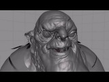CGI VFX - Making of - The Goblin King - The Hobbit An Unexpected Journey by Weta Digital