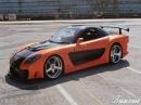 Need For Speed Underground 2 Mazda RX 7 (форсажа)