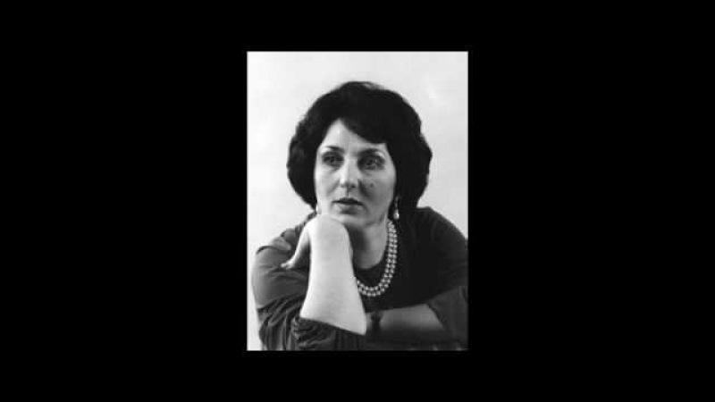 Natalya's Song Ghena Dimitrova Tchaikovsky The Oprichnik Опричник