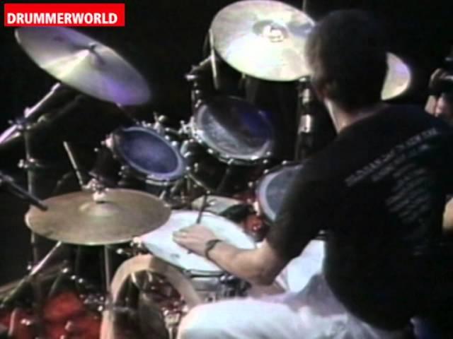 Steve Gadd: The Legendary Appearance Zildjian Days 1984
