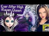 Raven Queen SDCC 2015 (Рейвен Квин Комик Кон) Ever After High ОбзорReview, Comic Con,CJF47