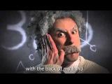 Einstein vs Stephen Hawking -Epic Rap Battles of History 7 перевод
