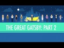 Was Gatsby Great The Great Gatsby Part 2 Crash Course English Literature 5
