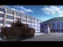 Girls und panzer AMV Hammerfall Last man standing Miho vs Maho tribute