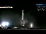 Falcon 9 впервые в истории успешно вернулась на Землю