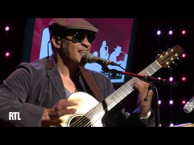 Raul Midon - If youre gonna leave en live dans RTL JAZZ FESTIVAL - RTL - RTL