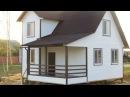 Дом 6х8м с двухэтажным эркером цена 469.000 руб. Дома, Бани, Бытовки в СПб