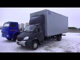2015 ГАЗ 331061 Валдай Супер V40. Обзор (интерьер, экстерьер, двигатель).