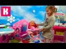 Стульчик для кормления куклы Беби Борн / Обзор игрушек