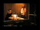 Trent Reznor and Peter Murphy - Head Like A Hole (live from 99x Radio studio)