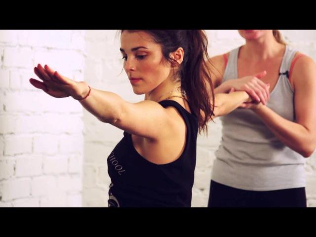 Йога звезд Сати Казанова про йогу Комплекс упражнений для Учитель Анна Лунегова