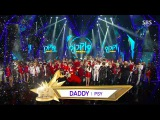 PSY - DADDY 1220 SBS Inkigayo NO.1 OF THE WEEK