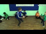 Дима vs Кирилл (1-й батл по брэйку и хип-хопу КлоДэ)