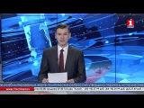 Легковую автомашину разорвало пополам на одной из крымских трасс