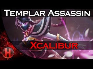 Xcalibur Templar Assassin Gameplay Dota 2