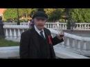 Пьяный Ленин на Красной площади
