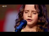 Amira (9) verbijstert iedereen met opera - HOLLANDS GOT TALENT