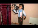 Azizbek - Kelgin gulim (4-yoshli bolakay 4 летний мальчик) Yangi uzbek klip 2015