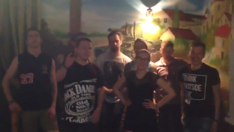 Видеоприглашение от Dack janiels и Rockberries
