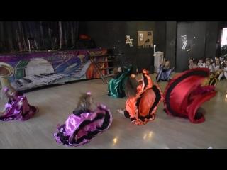 Цыганочка. Дети 5-6 лет. Студия танца Queen. Фестиваль танцев Шаг Вперед