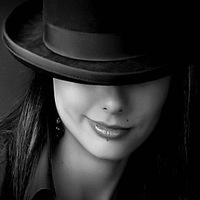 Рисунок профиля (Аня Минина)