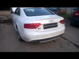 Audi S5 4.2 V8 Exhaust sound
