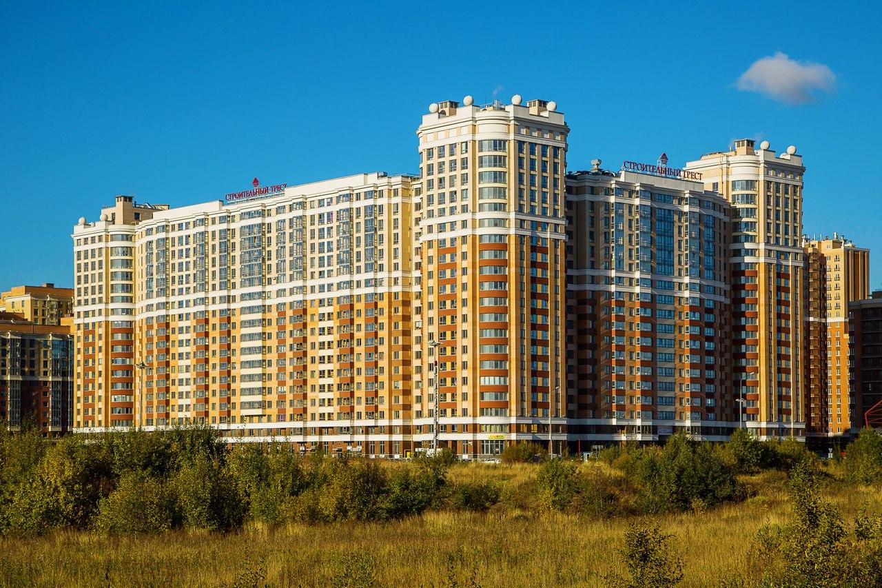 Крупный застройщик Санкт-Петербурга – ЗАО «Строительный трест»