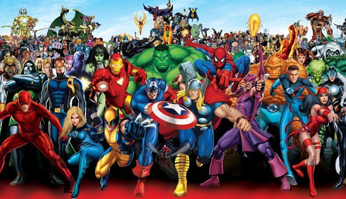Первая половина 2015 года: Мир без супергероев