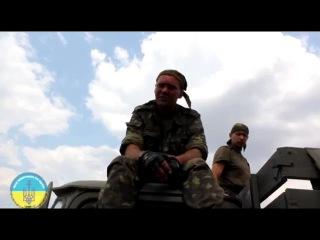 Бойцы 72-й бригады рассказали правду про боевые действия на границе с Россией