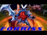 Forriss of The Iron Drakken ultra kill