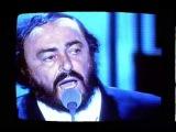 U2 &amp L. Pavarotti Miss Sarajevo Original Video