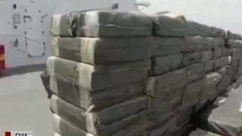 Сотрудники береговой охраны США изъяли 29 тонн кокаина