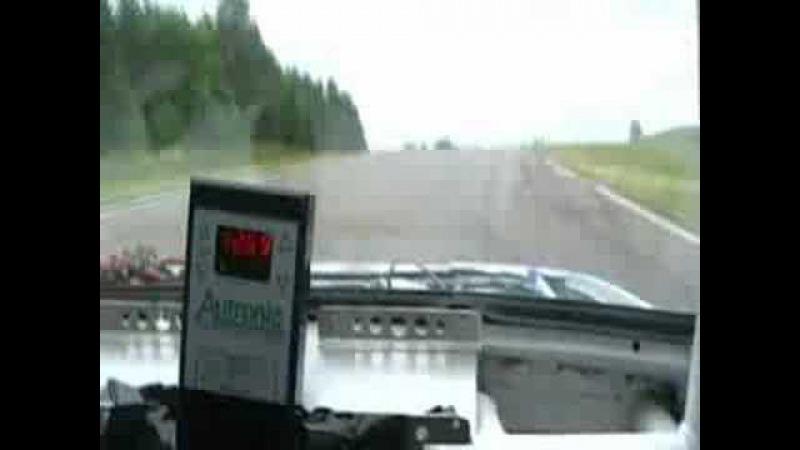 KRB Trading Inboard cam Volvo 343 Race Car 2