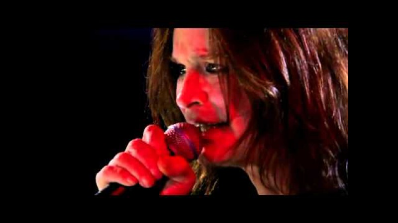 MetallicA Ozzy - Iron Man Paranoid (RnR Hall of Fame '09)