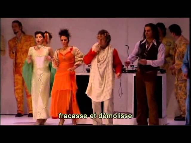 Rossini: La Cenerentola (Genaux, Kelly, Spagnoli, Corbelli, D'Arcangelo)(2003)