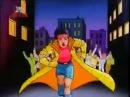 Люди-Икс Заставка / X-Men(1992) - opening (Russian).flv