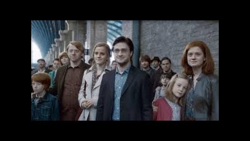 Гарри Поттер и Тайная Комната. Сцены не вошедшие в фильм.