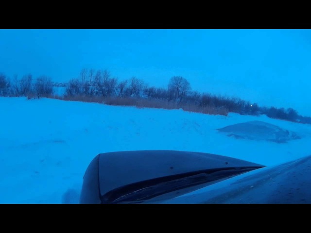 Дрифт на кромке льда, хроники выживших / Drift on the edge of the ice, chronicles survivors