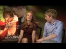 Rachel McAdams And Domhnall Gleeson Interview - About Time