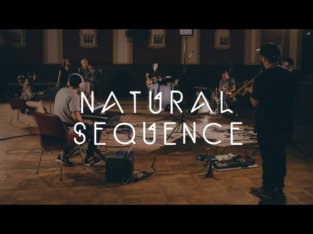 Natural Sequence Dark Fades Waves LIve Session